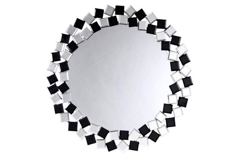 Купить ЗЕРКАЛО LAGUNA S1825 800x16 SILVER/BLACK ARHOME